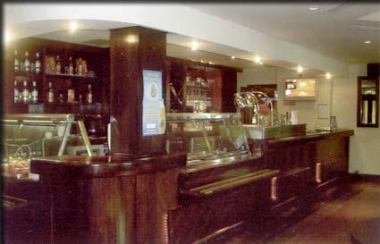 Kelly Bar Manufacturers, Ireland - Bar Counters 1