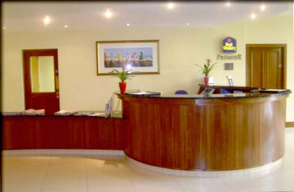 Hotel Reception Desk From Kelly Bar Manufacturers
